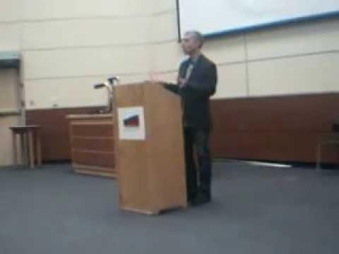 Jean Paul Bedard - MUN Aldrich - 3-20-15 Keynote