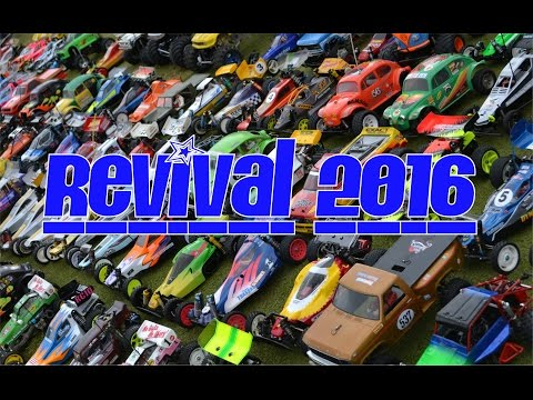 Revival 2016 - Iconic RC and A1 Racing Club