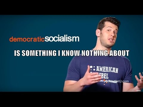 Re: Democratic Socialism is Still Socialism