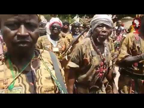Concert traditionnel Bissa avec ses griots pour les Dossos