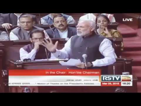 Narendra Modi befitting reply to Mayawati in Rajya Sabha (Modi vs Mayawati)