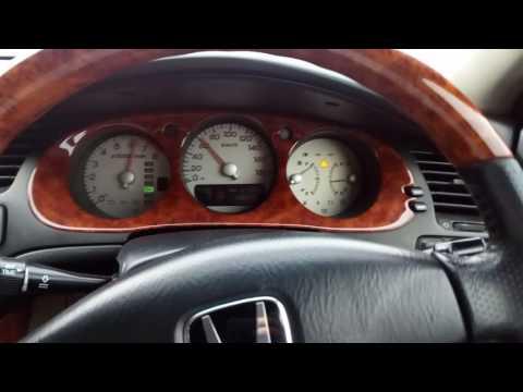 Honda Saber Type S 3.2 VTEC 0-180