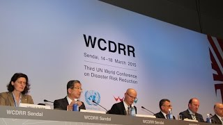 Nissan: UN World Conference on Disaster Risk Reduction: Sendai, Japan