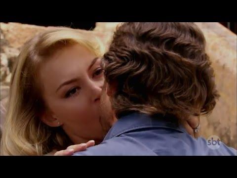 O Que a Vida Me Roubou: Capítulo 35 - Montserrat beija Alessandro na frente de José Luíz!