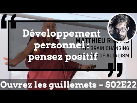 Usul. Développement Personnel : Pensez Positif