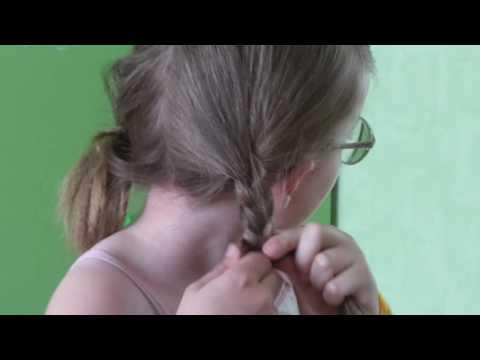 Косички - видео уроки