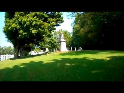 Potawatomi Indian Chief Monument~Trail of Death