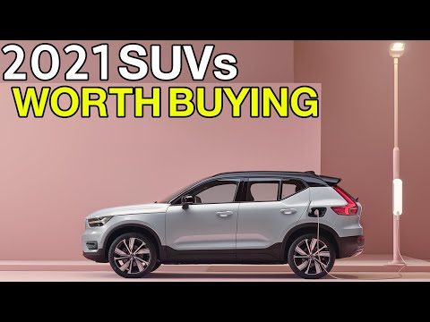 TOP 6 BEST 2021 SUVs WORTH WATING FOR || Coming in (2020 / 2021)