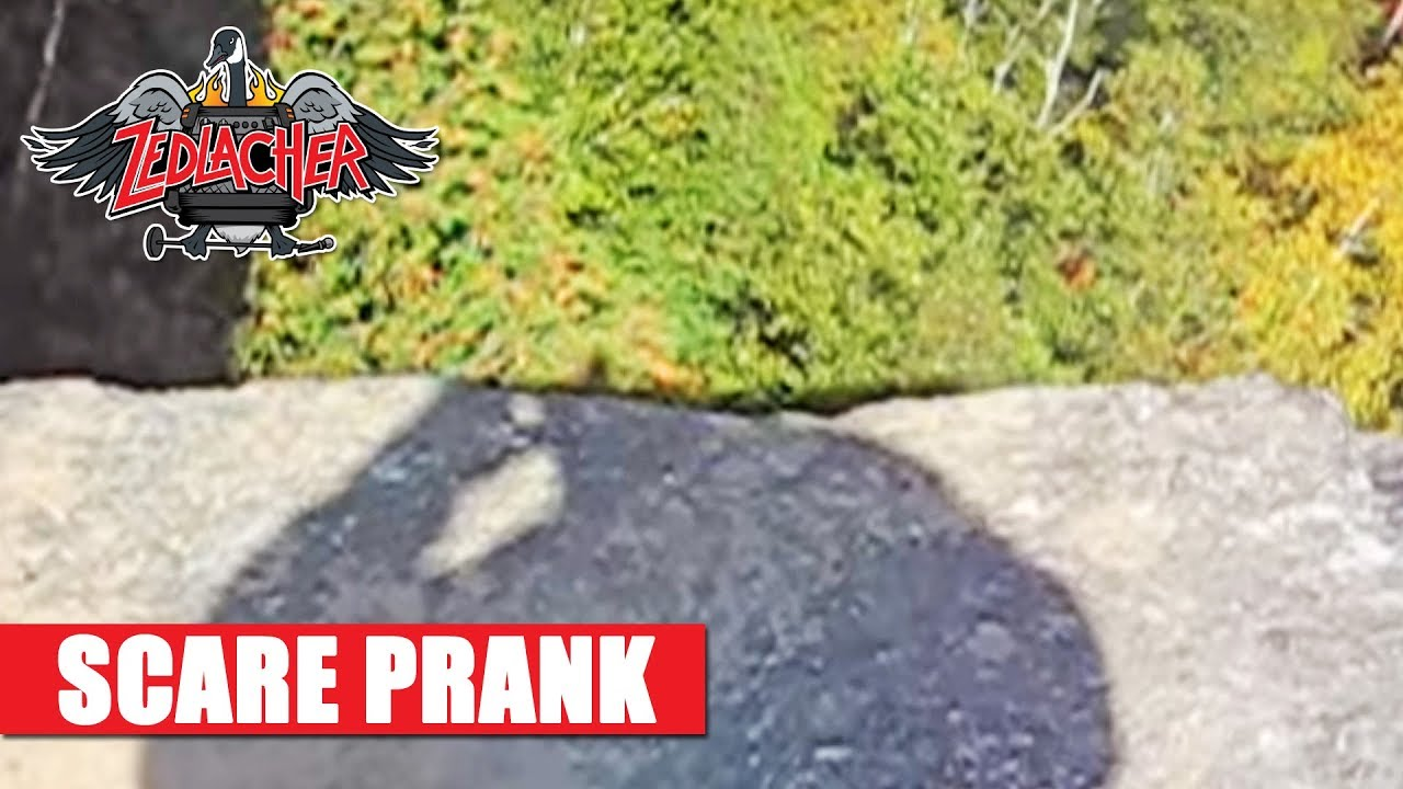 Scare Prank - You Try To Be Funny Then You're Dead