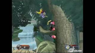Digimon Rumble Arena 2 PlayStation 2 Gameplay