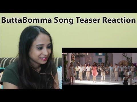 ala-vaikunthapurramuloo---buttabomma-video-song-reaction-|-allu-arjun-|-reaction-mania