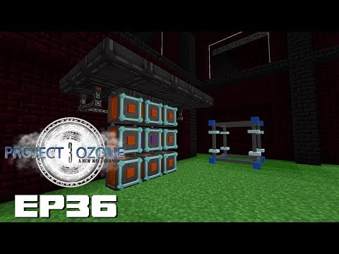 Project Ozone 3 EP36 - Draconic Armor