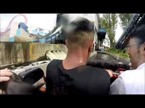 stuck on storm force 10 ride drayton manor