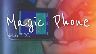 Magic phone of China nokia5130 by Jay Patel