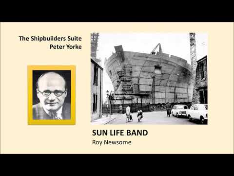 The Shipbuilders (Suite for brass band)