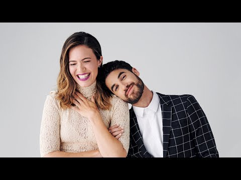 Mandy Moore & Darren Criss  Full Conversation Actors on Actors