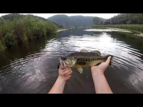 Bass Fishing Sul Lago Di Ventina - Italian Bass Fishing