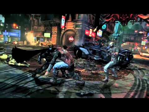 Trailer Batman Arkham Knight