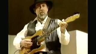 Roy Buchanan - Green Onions - Carnegie Hall 1985 (live)