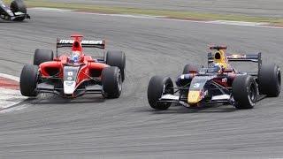 Robert Wickens vs Daniel Ricciardo, WSR Nürburgring '11