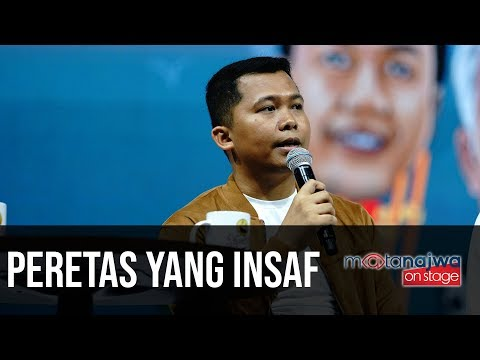 Cerita Anak Kampung: Peretas yang Insaf (Part 5) - Mata Najwa - 동영상