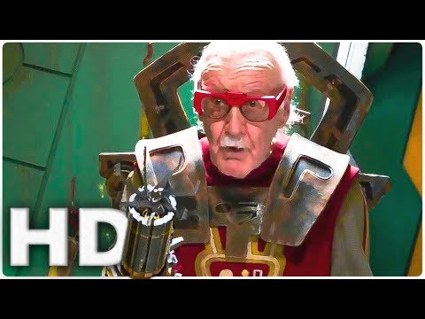 Mike Salois - Every Stan Lee Cameo... From 1989 - 2018's Ragnarok