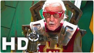 STAN LEE _ Every Stan Lee Cameo Ever (1989 - 2018) Marvel thumbnail