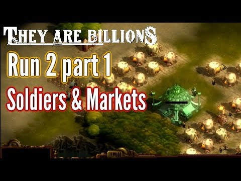 They Are Billions | The Peaceful Lowlands!! | Run 2 - Part 1 | Gameplay