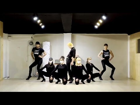 [N.O.M - I can't wait] dance practice mirrored