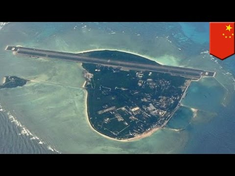 South China Sea dispute: China