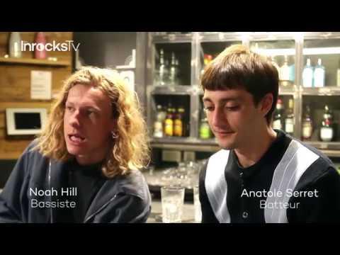 Rencontre avec le groupe australien Parcels