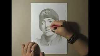 How to Draw #5: Eminem