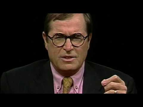 Paul Theroux interview on Charlie Rose (1998)