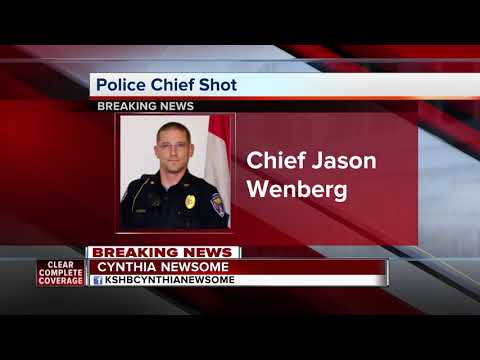 Warsaw, Mo. police chief shot during altercation
