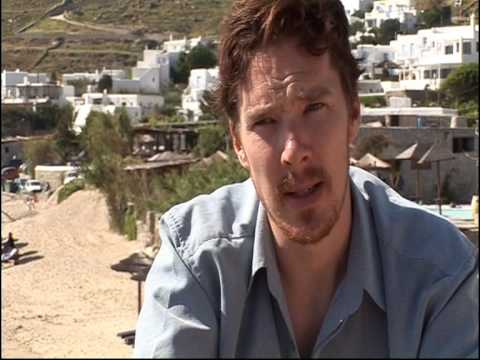 Actor Cumberbatch Benedict at Mykonos Grand Hotel A