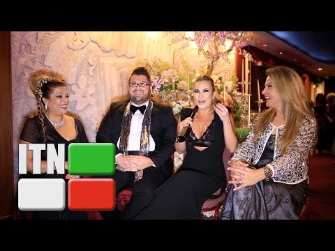 ITN - Norouz - Sepideh interview - Stars on Brand