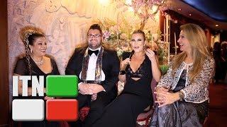ITN - Norouz - Sepideh interview - Stars on Brand