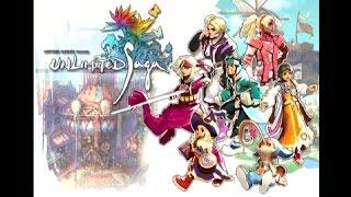 Unlimited Saga ... (PS2)