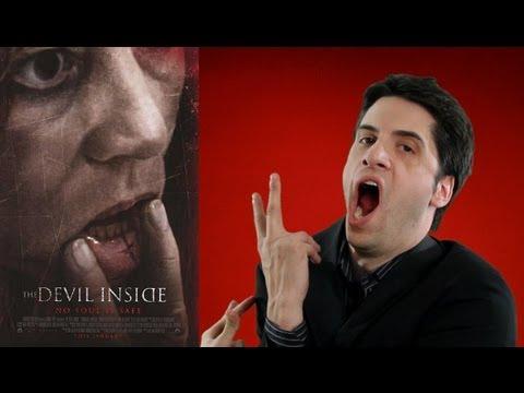 The Devil Inside movie review streaming vf