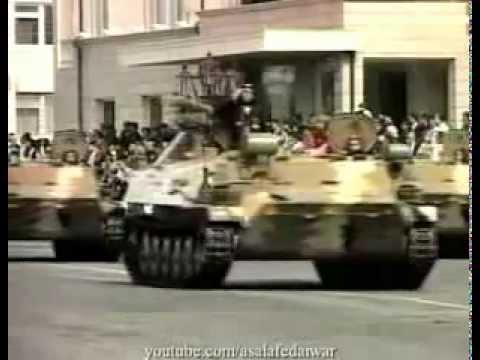 Армия Обороны НКР (Парад, Полная версия, 9 мая 2007г.)