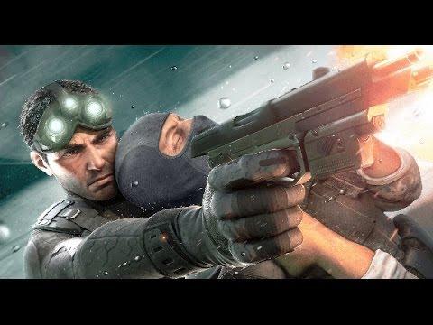 Tom Clancys Splinter Cell:Chaos Theory