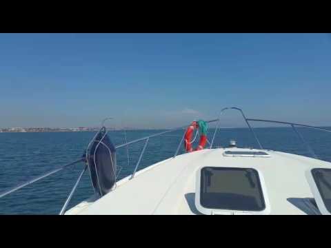 Sunseeker Martinique 36 on 21st June 2017 in Valencia Mariner