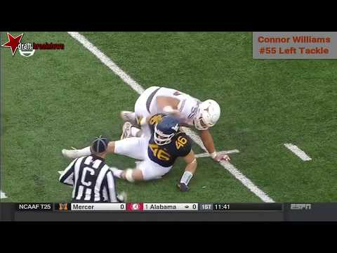 Connor Williams vs. WVU (2017)