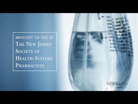 Health-System Pharmacists: Our Important Role in Advancing Health Care - NJSHP