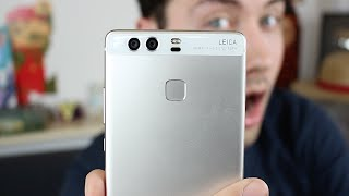 Test Huawei P9 : 1er Smartphone avec double Objectif Photo LEICA