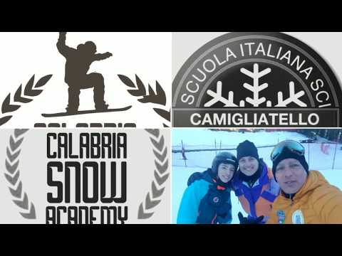 CALABRIA SNOW ACADEMY CAMIGLIATELLO 6 GEN 2018 HD