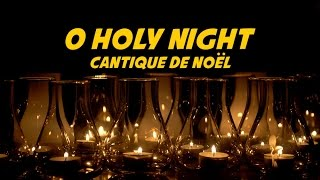O Holy Night (Cantique de Noël) (lyrics video for karaoke)