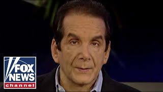 How Charles Krauthammer taught his son to play baseball