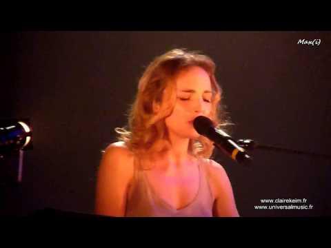 Claire Keim Replay Concert Cosne 29 Avril 2011