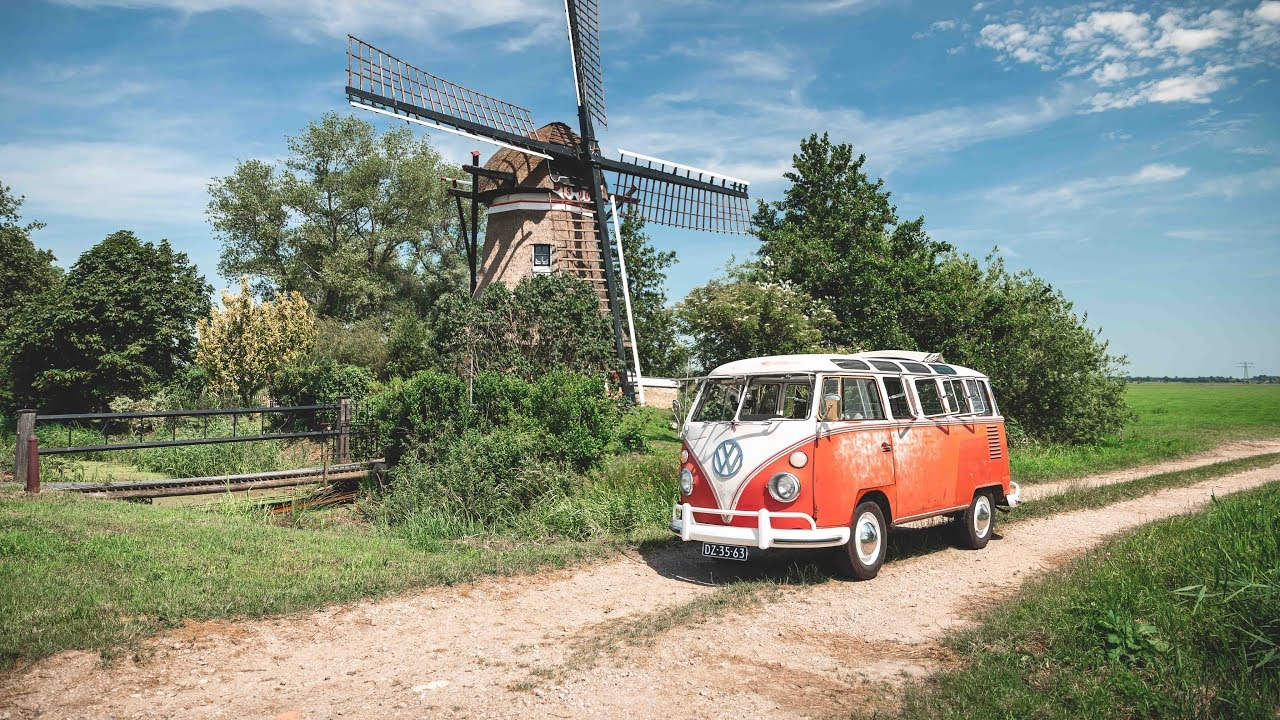 What is it like to drive a 57 year old Volkswagen with 23 windows?